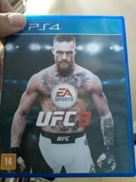 UFC 3 pra PS4