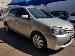 Toyota Etios XLS Automatico 1.5 - 2017
