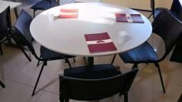 Cadeiras para escritório - semi novas