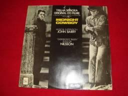 Lp Vinil -Perdidos na Noite - Midnight Cowboy -Trilha Original do filme 1969