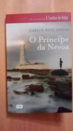 Livro O Príncipe da Névoa - Carlos Ruiz Zafón