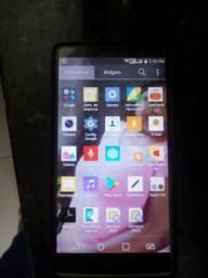 Vende um celular lg G 4 semi novo sem marca de uso tela de 5