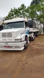 Caminhão engatado ou separado - 1993