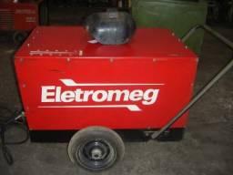 Solda eletrica rg450 usada
