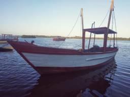Barco / Bote para a pesca de Camarão - 2018