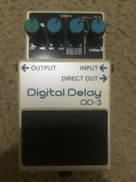 Pedal Boss DD3 - Digital Delay