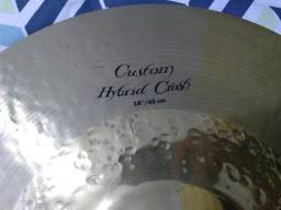 "Crash Zildjian K Custom Hybrid 18"""
