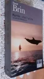 Livro Em Francês Marée Stellaire - David Brian Importado