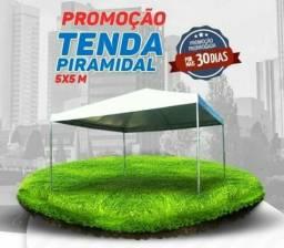 Tenda Pirâmide 5x5