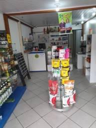 Vendo loja completa de produtos naturais e tabacaria