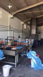 Fabrica Completa para Saco de Banana e Saco de Lixo
