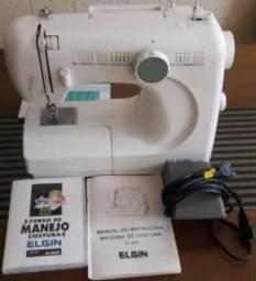Máquina de Costura portátil Elgin Genius JX-4000