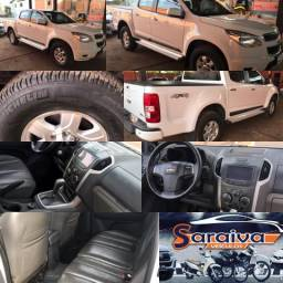 S10 LT 4*4 saraiva veículos - 2015