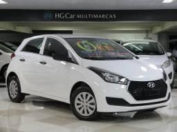 Hyundai HB20 Unique Flex 12v 1.0 - 2019