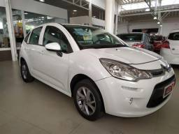 CITROEN C3 1.5 ATTRACTION 8V FLEX 4P MANUAL - 2016