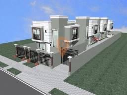 Sobrado à venda, 83 m² por R$ 454.000,00 - Xaxim - Curitiba/PR