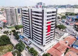 Apartamento à venda com 3 dormitórios em Jatiúca, Maceió cod:75165