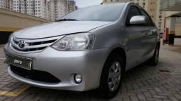 Toyota Etios Sedan XS 1.5 2013/2013 - 2013