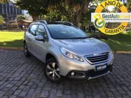 PEUGEOT 2008 2015/2016 1.6 16V FLEX GRIFFE 4P AUTOMÁTICO - 2016