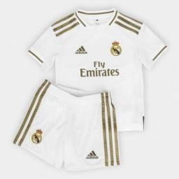 Kit Infantil Real Madrid Home 2019/2020