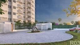 Título do anúncio: F.S Apartamento com 2 Quartos à Venda, 47 m² por R$ 188.000,00