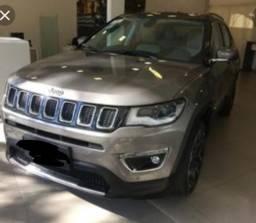 Jeep Compass Limited 2.0 4x2 Flex Automático 2018 , 25000 km rodados - 2018