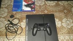 Vendo PS4 FAT (500 GB)
