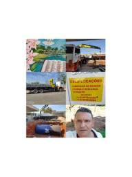 Locação de Caminhão 24/250 com  munck massal 48.602