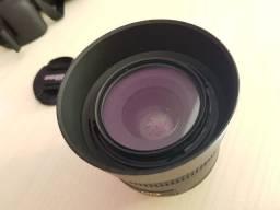 Câmera Nikon com Lentes 35mm 50mm