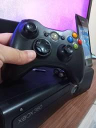 Xbox 360 Slim Pra Vender Logo NÃO ACEITO TROCA