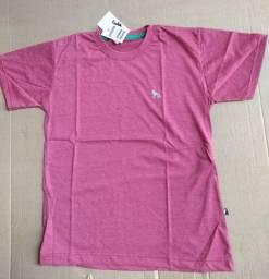 Camiseta Estilo Acostamento Tam M