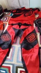 Conjunto roupa trilha ASW