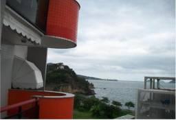 Excelente apart hotel, em ótima localização vista mar, mobiliado!