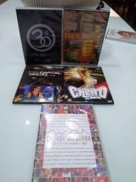 DVD's shows diversos