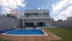 Casa com 4 dormitórios para alugar, 350 m² por R$ 4.500,00/mês - Condomínio Residencial La