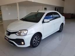 Toyota Etios PLATINUM 1.5 FLEX AUT 4P