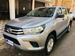 Hilux 2018/2018 2.8 Std 4x4 Cd 16v Diesel 4p Manual