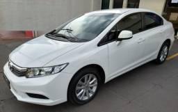 Honda Civic Sedan LXS 1.8 Branco