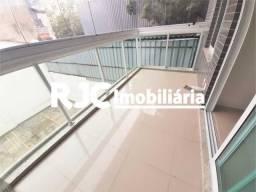 Apartamento à venda com 3 dormitórios em Estácio, Rio de janeiro cod:MBAP33175