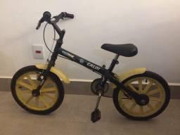 Bicicleta  caloi  cross aro 16