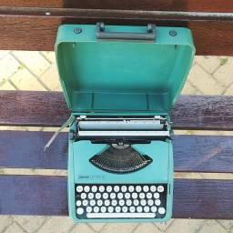 Em boas condicoes Maquina de datilografia antiga - antiguidade