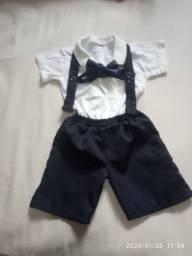 Roupas e calçados de bebê menino
