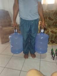 Pegador de água mineral(R$25,0 o par)