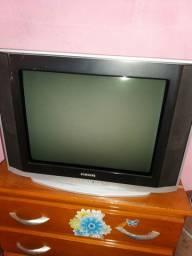 Vende-se TV 21 Pol COM conversor 200 reais