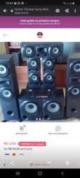 Som Sony Muteki 7.1, 1540w,