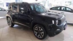 Somente Hoje! Jeep Renegade Longitude 1.8 4x2 Flex 2020! IPVA 2020 Grátis