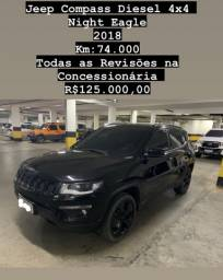 Jeep Compass Diesel 4x4 - Night Eagle