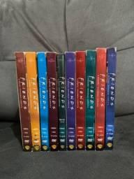Coletânea DVDs Friends 10 temporadas