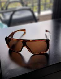 Óculos de sol EVOKE Amplifier tartaruga com lente marrom ORIGINAL