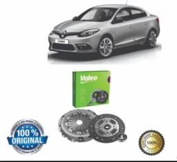 Kit Embreagem Renault Fluence 2.0 16v 2011 2012 2013 2014 2015 2016-2018